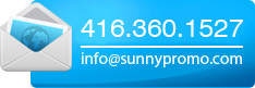 Sunny Promo - Contact Info